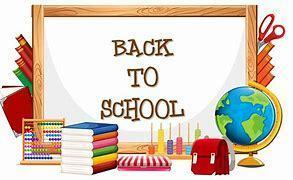 6th Grade Back to School & 7th & 8th Grade NEW STUDENTS ONLY